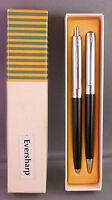 Parker-Eversharp boxed ball pen and pencil set--working
