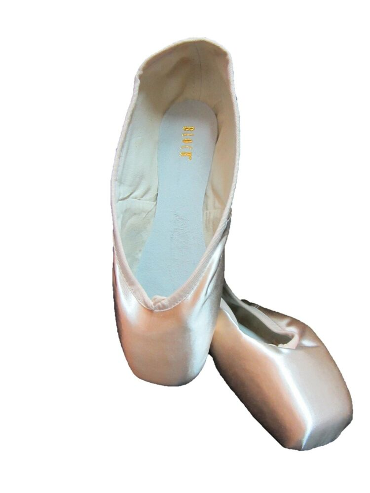 BLOCH 131 SERENADE PINK BALLET POINTE SHOES NEW free ...