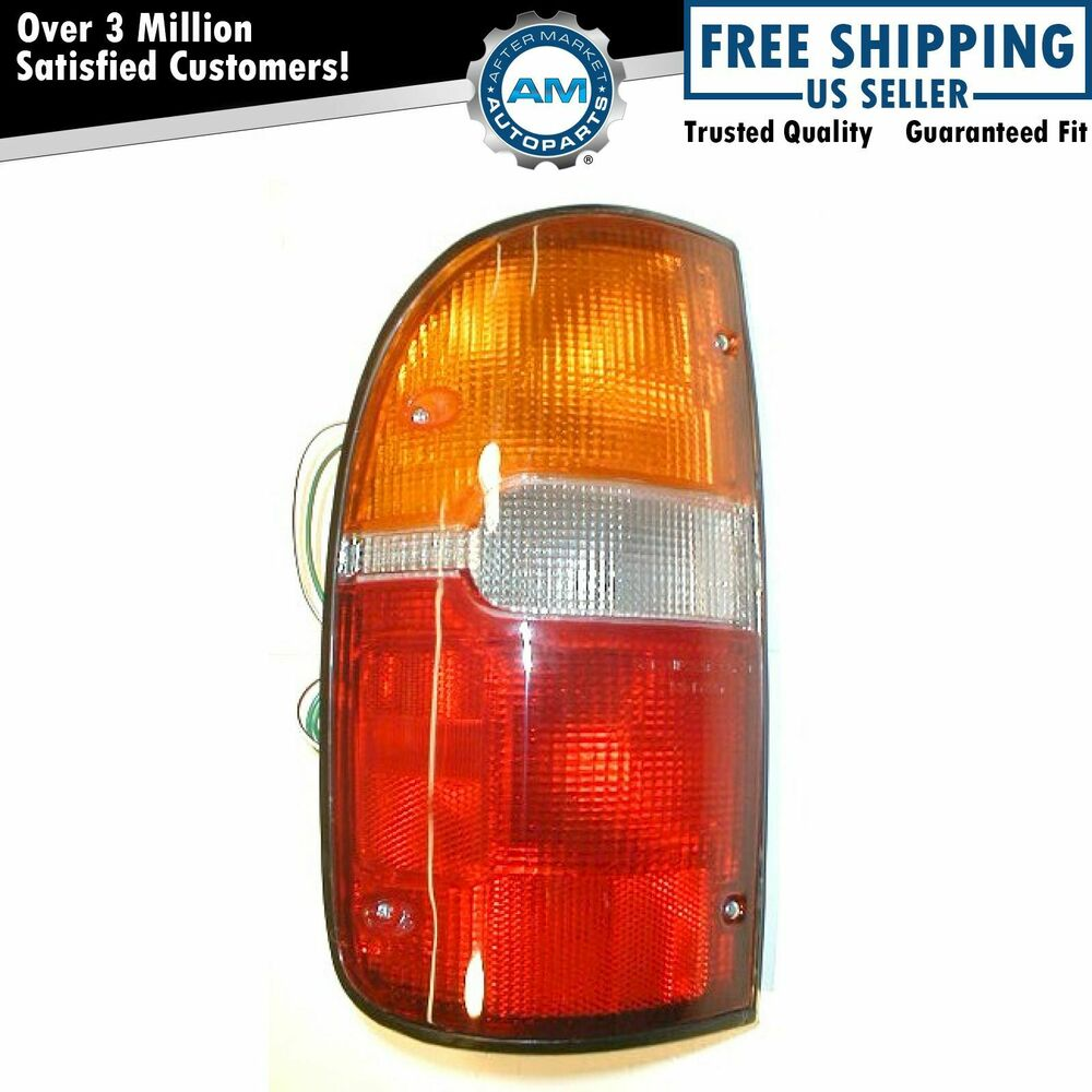 Taillight Taillamp Rear Brake Light Driver Side Left Lh