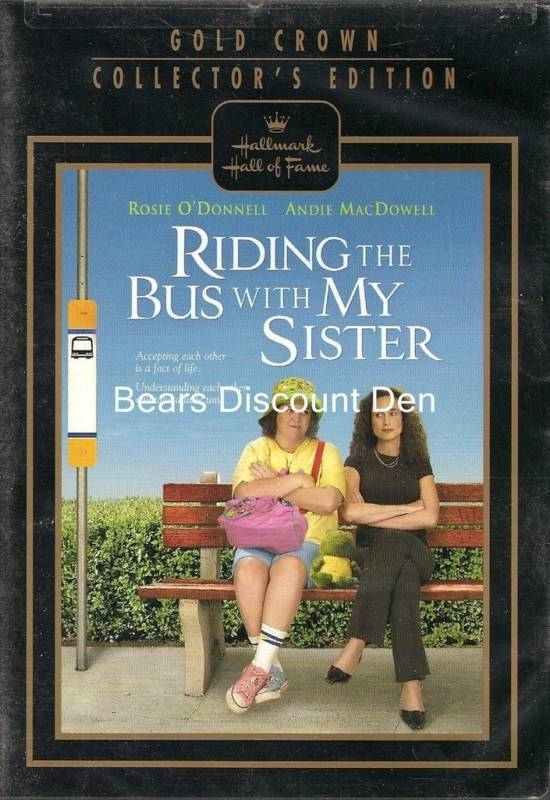 riding the bus with my sister Riding the bus with my sister: a true life journey rachel simon this perceptive, uplifting chronicle shows how much simon, a creative writing professor at bryn mawr college, had to learn.
