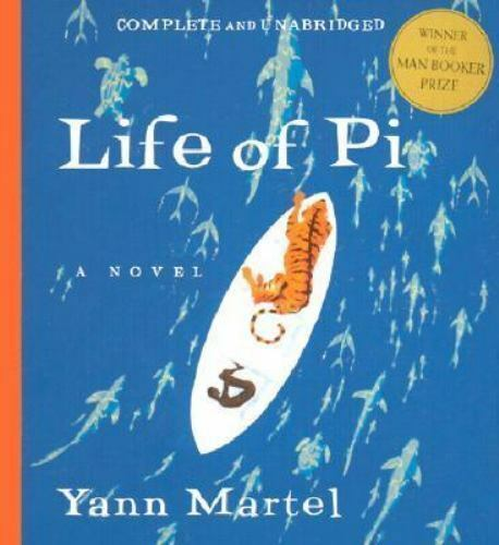 Life of pi by yann martel 2003 cd unabridged for Life of pi explained