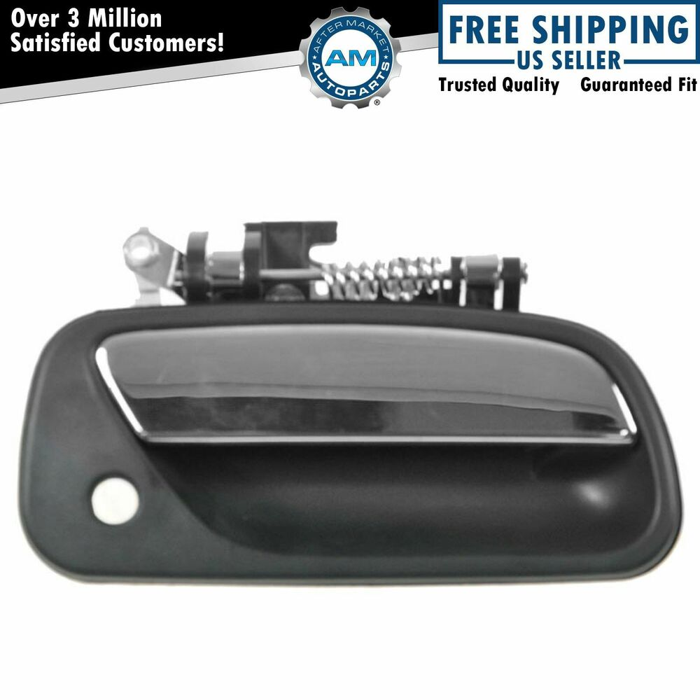 Front Exterior Outside Door Handle Right Rh For 93 98 Toyota T100 Pickup Truck Ebay
