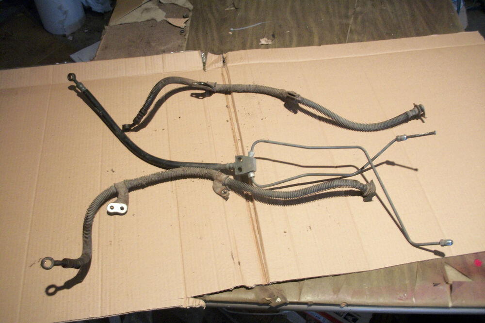 Grizzly Brake Lining : Yamaha grizzly yfm front brake lines hoses