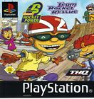 PlayStation 1 PS1 PS 1 Team Rocket Rescue Nickelodeon PS2 PS 2 PS3 PS 3