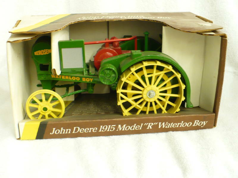 Bs John Deere 1915 Model R Waterloo Boy Tractor 559 Ebay