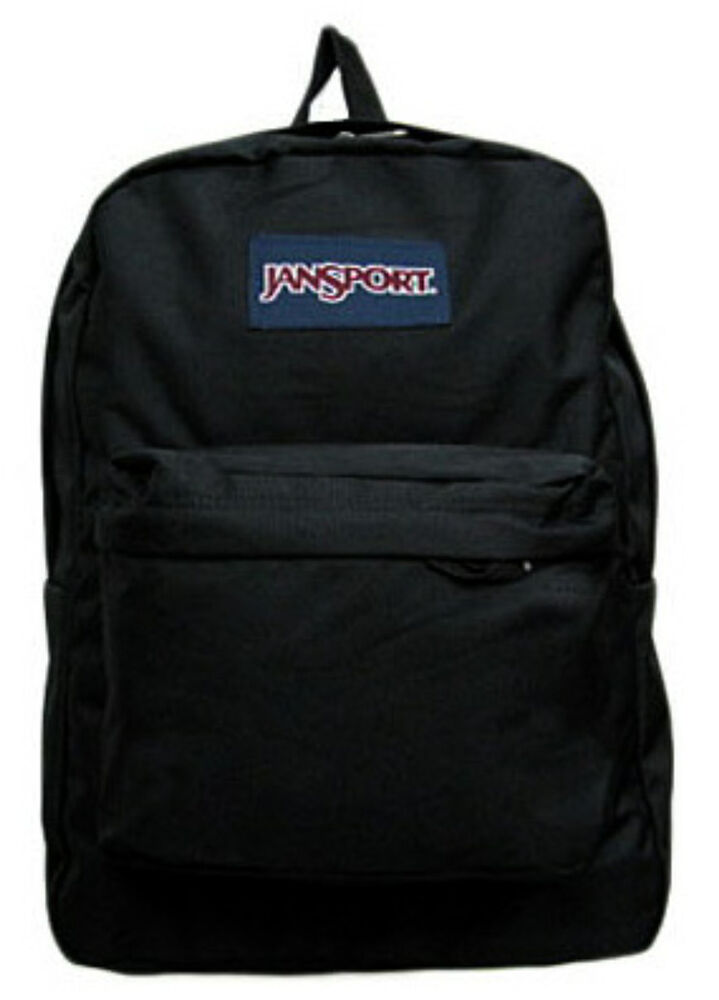 jansport springbreak spring break backpack black
