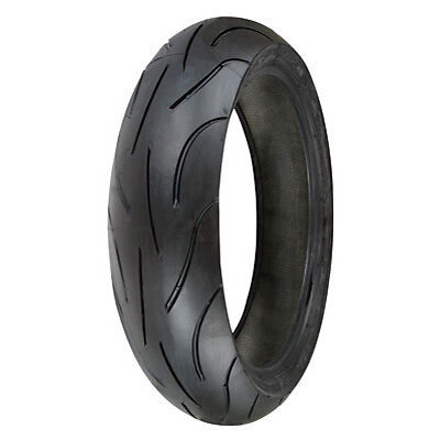 michelin pilot power motorcycle tire rear 190 55zr17 ebay. Black Bedroom Furniture Sets. Home Design Ideas