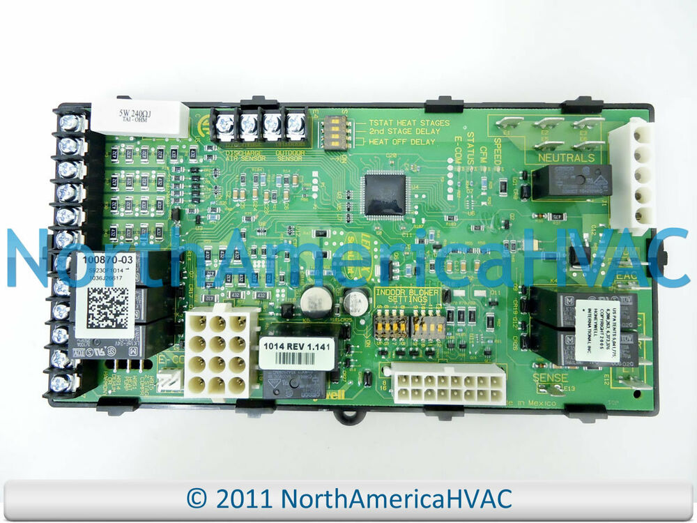 OEM Lennox Armstrong Ducane Furnace Control Circuit Board 63W27 ...
