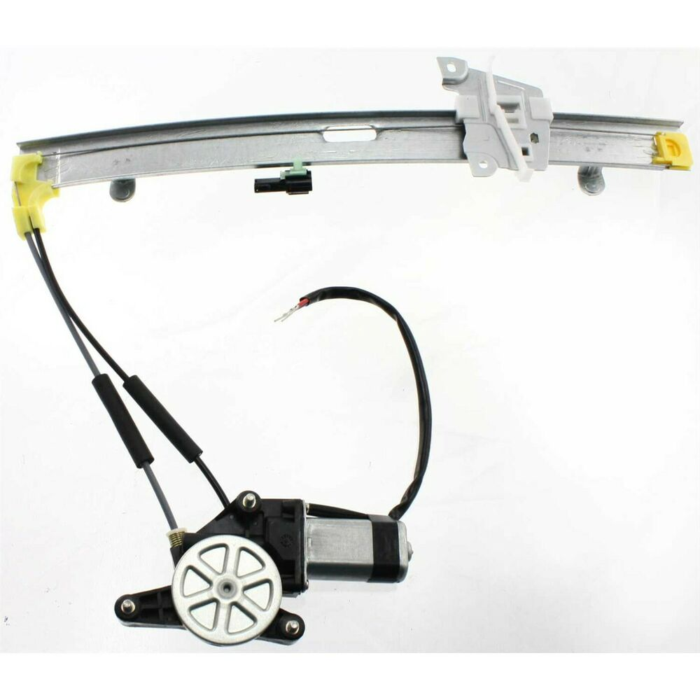 Power Window Regulator For 2001 2005 Kia Rio Front Driver