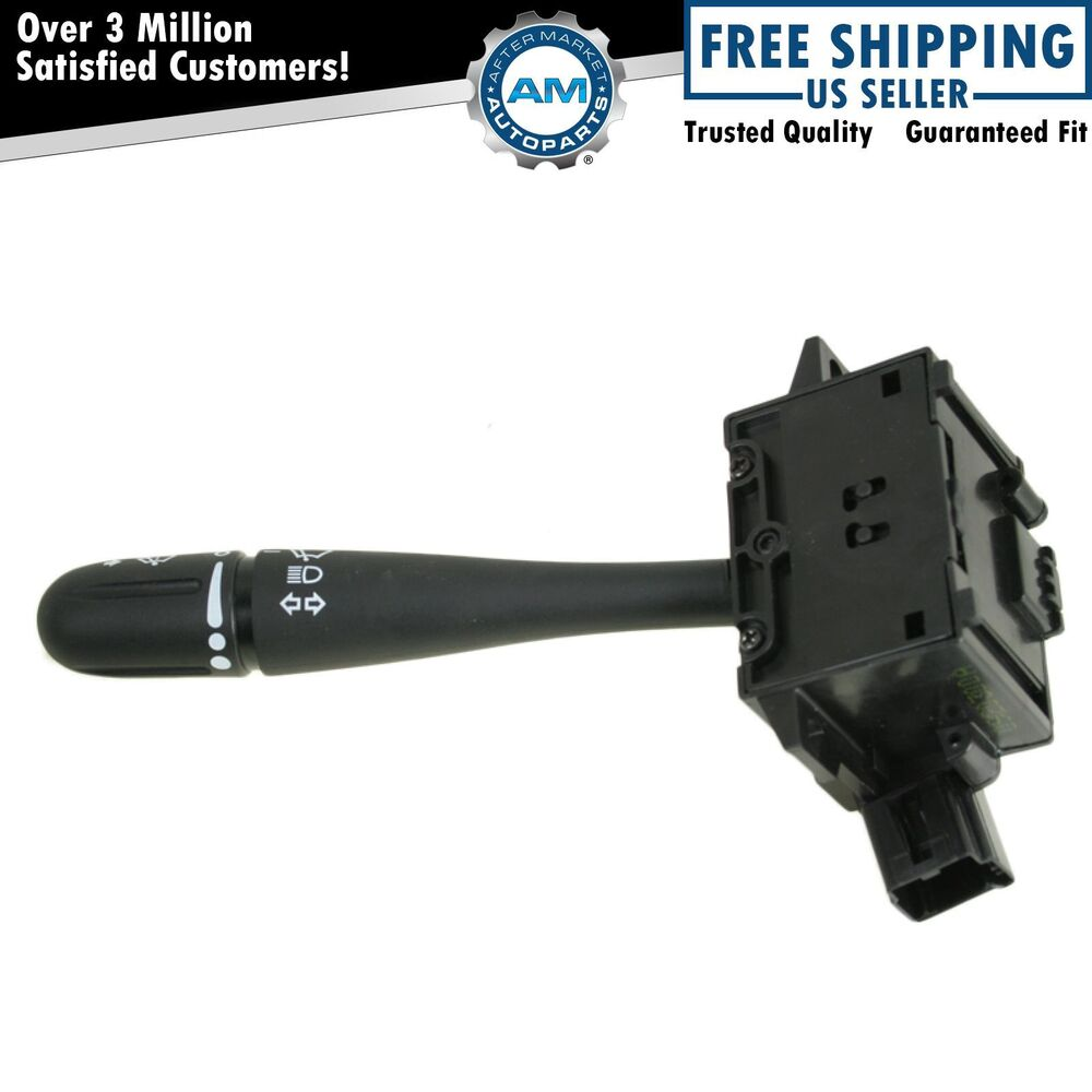 Windshield Wiper Turn Signal High  Low Beam Lever Switch For Chrysler Minivan 192659154613