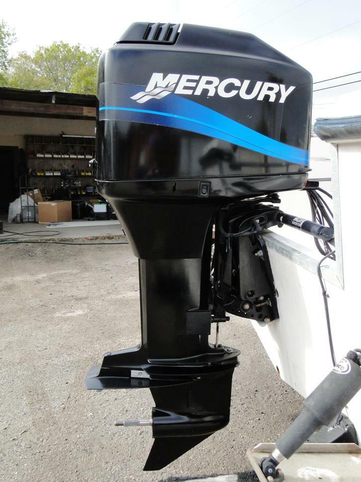 2001 mercury 200 hp 2 stroke outboard motor ebay for 200 hp mercury outboard motors for sale