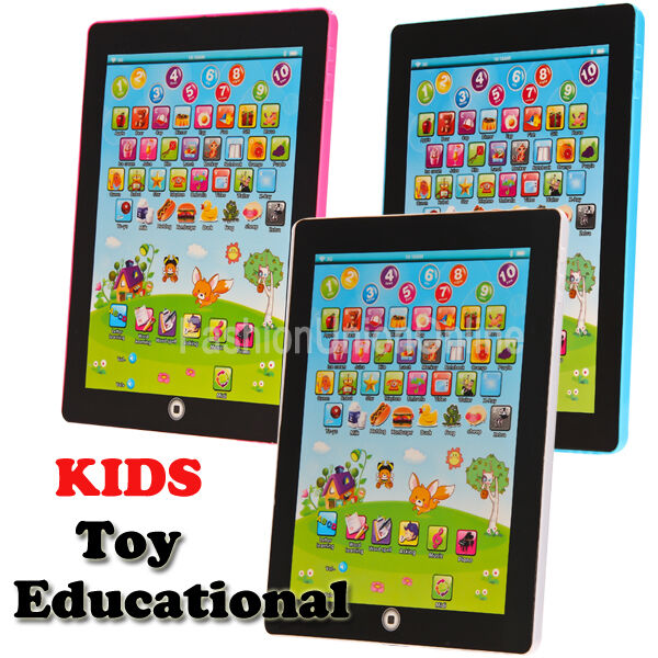 Toys For Games : My st tablet touch screen toy ipad educational play toys
