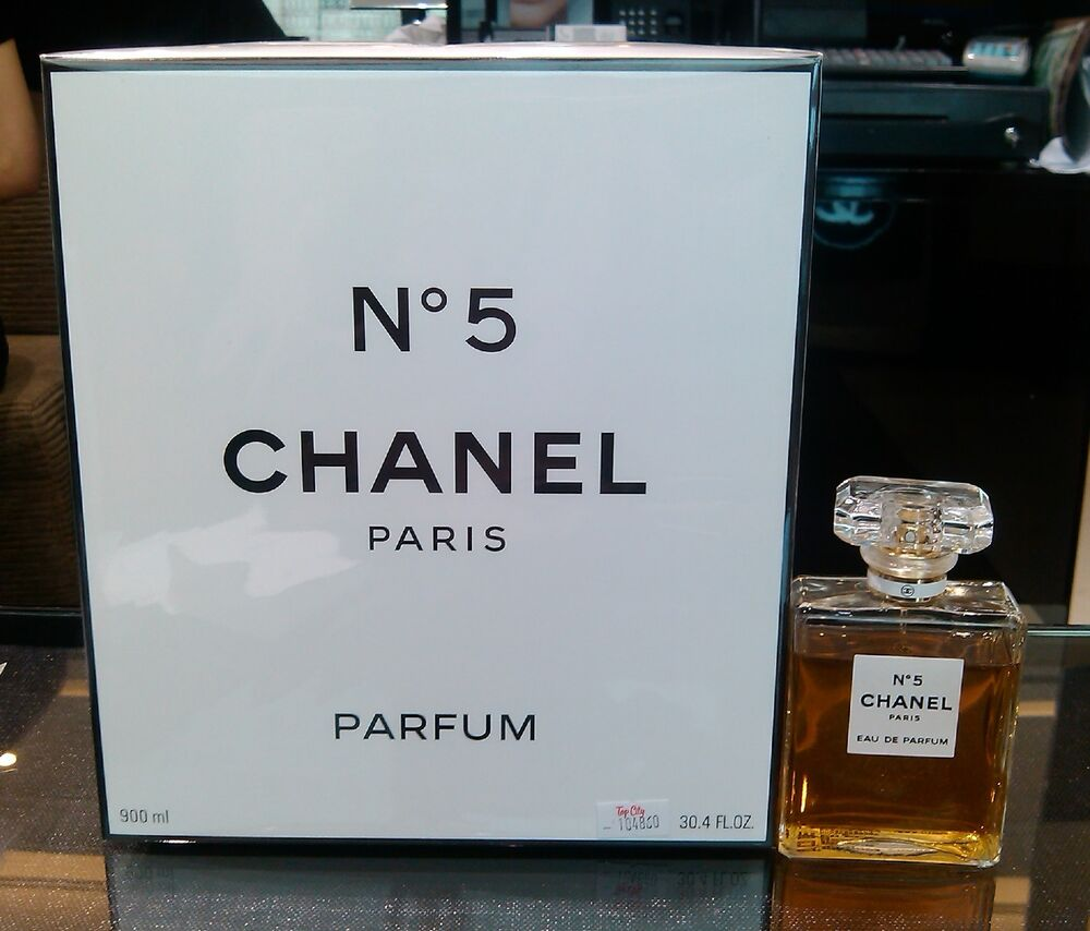 chanel no 5 parfum spray 900ml 30 4 oz fl sealed nib. Black Bedroom Furniture Sets. Home Design Ideas