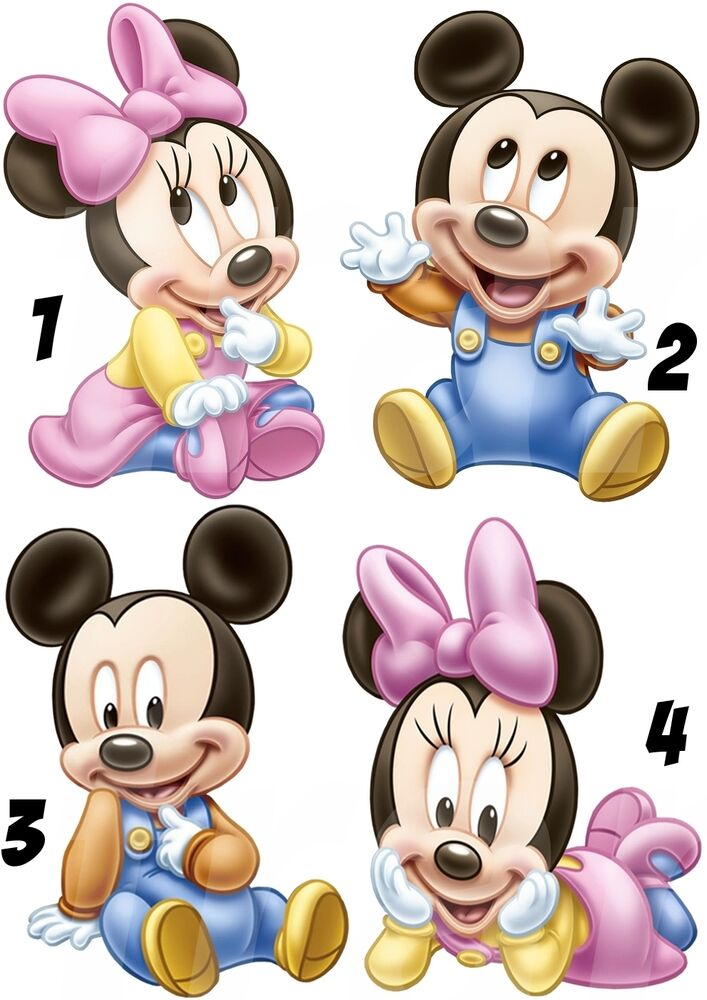 It is a graphic of Crafty Mickey Mouse Decals for Shirts