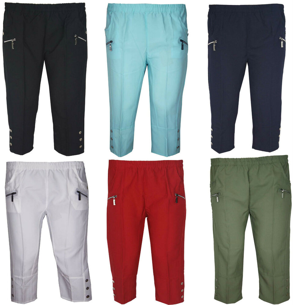 Find great deals on eBay for womens short trousers. Shop with confidence.