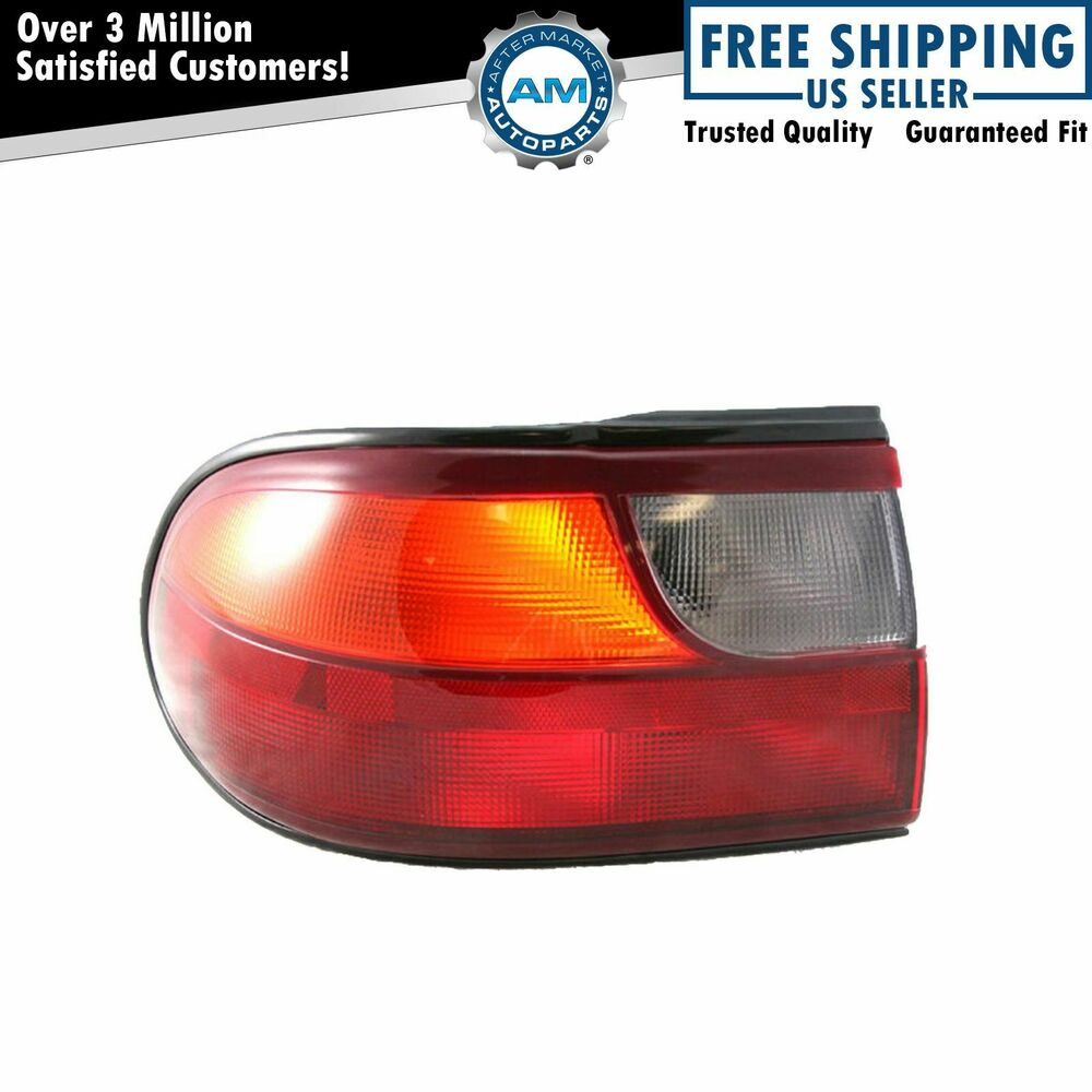 2005 Chevy Malibu Lights Not Working: Taillight Taillamp Rear Brake Light Driver Side Left LH