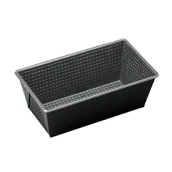 Norpro 3948 Bread Pan 8 Inch Nonstick Waffle Surface For