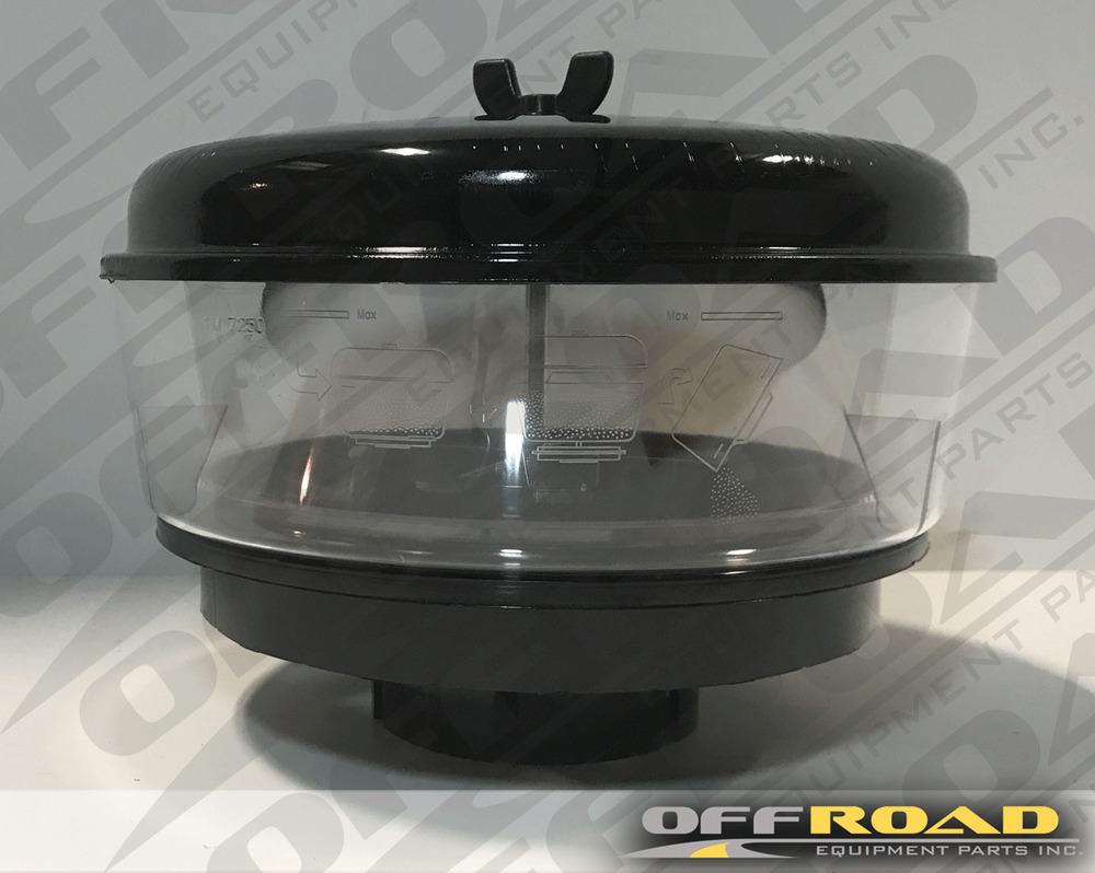 New Aftermarket Caterpillar Precleaner Bowl Assembly