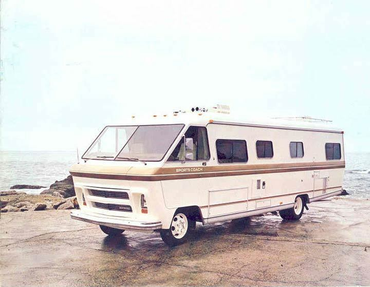 Innovative Youll Still See Them Occasionally Today, But The Skincrawling Ickiness Of Tenthowner RVs Tends To Mean The End Comes Quickly When They Wear Out Heres One That Took Nearly 40 Years To Reach That Point, Now Residing In The Final