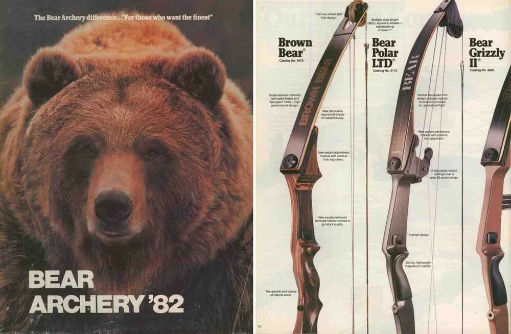2020 Owner's Manual - Bear Archery