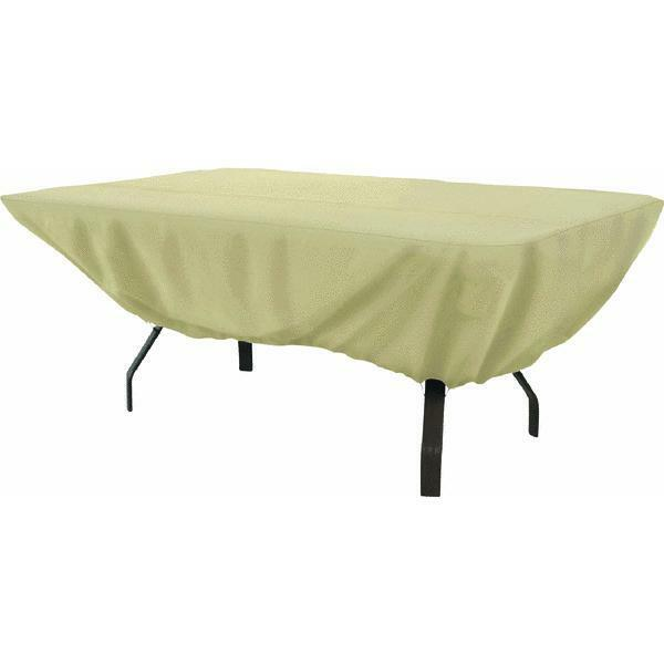 Rectangular Patio Table Cover Classic Accesories also fits oval tables