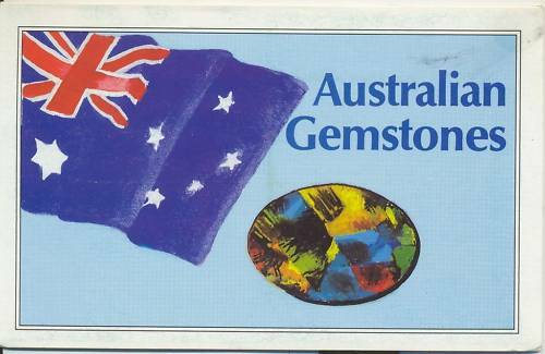 gemstones sts australia in scarce special post office