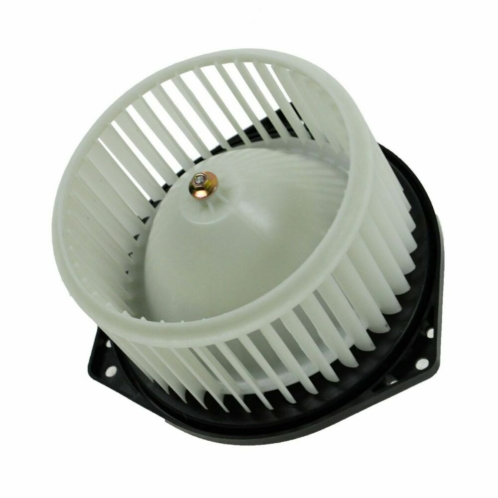 Interior heater blower motor w fan cage new for 03 07 for Century ac motor serial number lookup