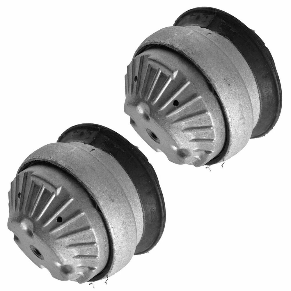 Front engine motor mount pair set for mercedes benz cl clk for Mercedes benz motor mounts