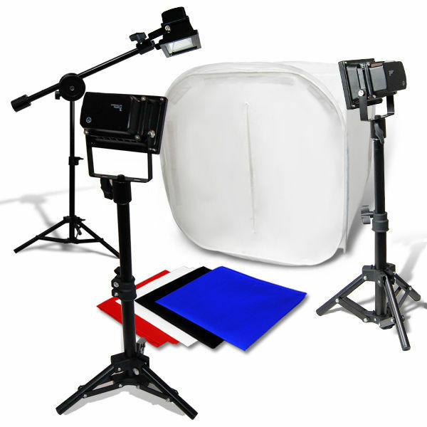 "Led Studio Light Repair: Lusana Studio LED 24"" Photography Photo Equipment Soft"