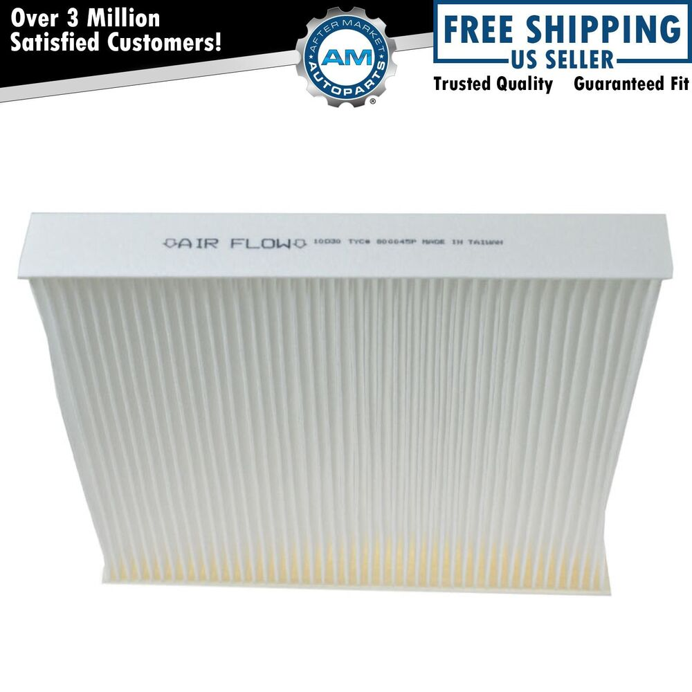 direct replacement cabin air filter for honda crv cr v
