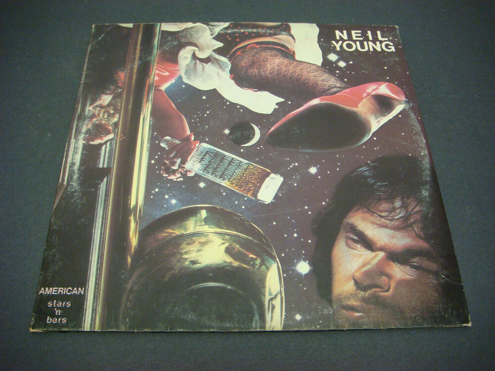 Neil Young & Crazy Horse, American Stars 'N Bars, 1977 Record LP,Vinyl,Album | eBay