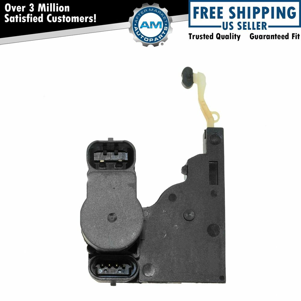 Power door lock actuator passenger right rh for chevy gmc for Door lock actuator