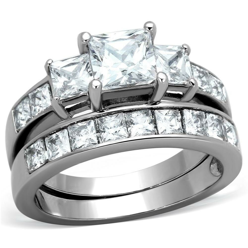 Womens Cz Size  Rings