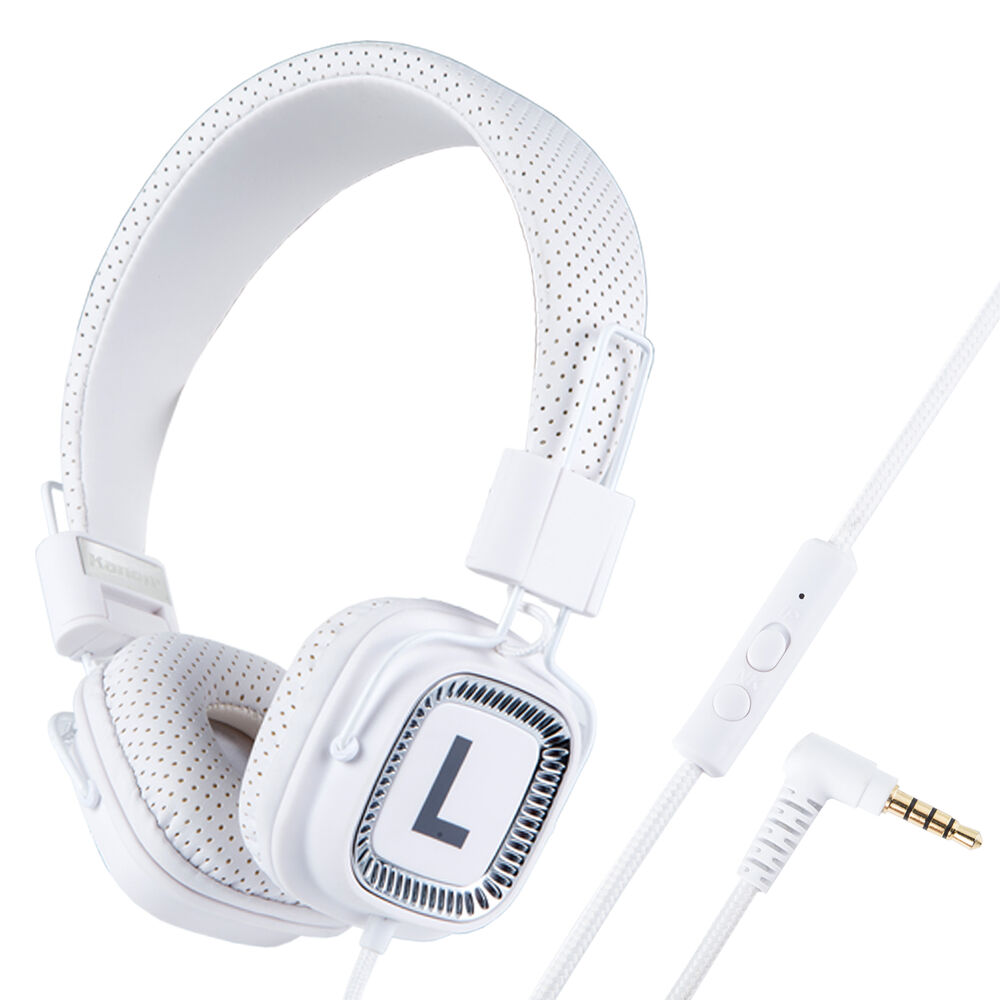 Microphone earbuds for computer - earbuds for girls teens