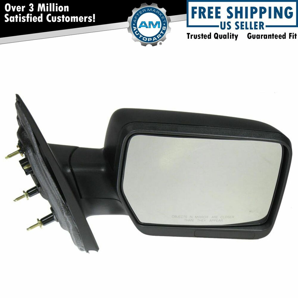 power door mirror right passenger rh side for 04 08 ford. Black Bedroom Furniture Sets. Home Design Ideas