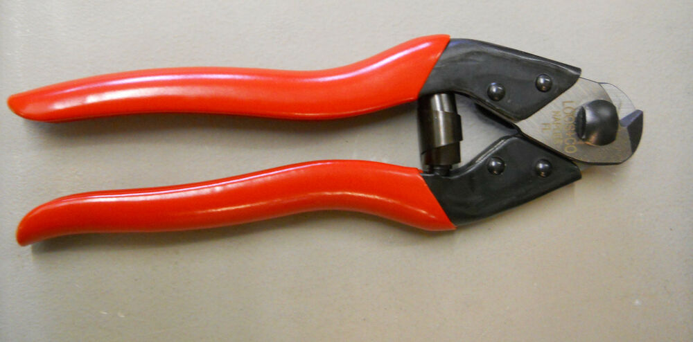 Felco C7 Cable Cutter Swiss Made Snares Trapping Traps