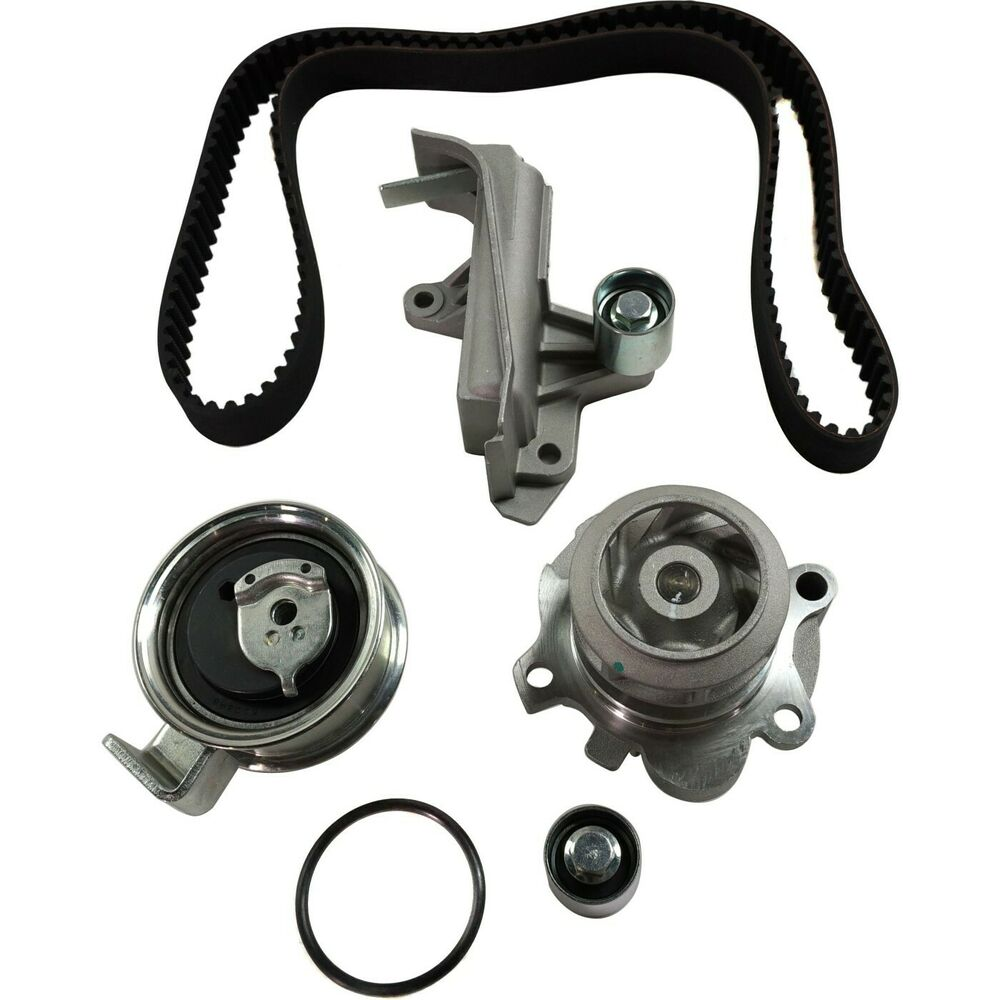 Audi Timing Belt : Timing belt water pump kit fits audi a vw passat