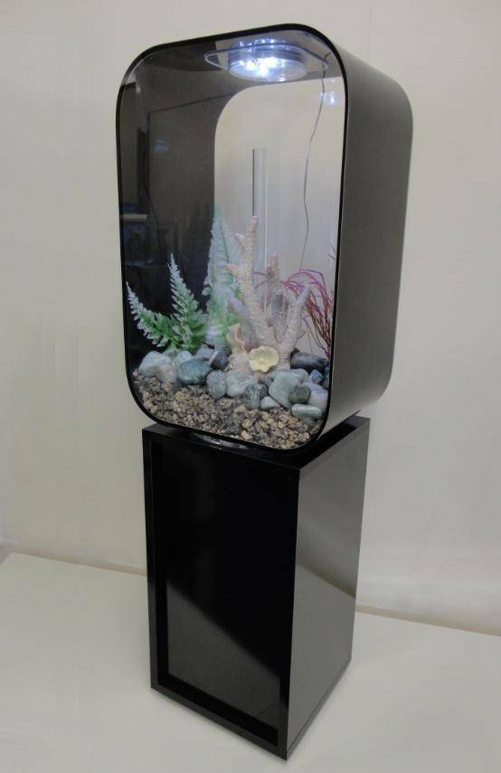 new black life aquarium stand also can be used for biorb. Black Bedroom Furniture Sets. Home Design Ideas