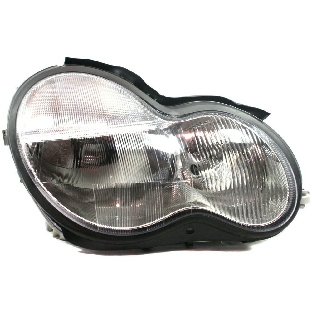 Headlight for 2001 2004 mercedes benz c240 2003 2004 c230 for Mercedes benz headlight replacement