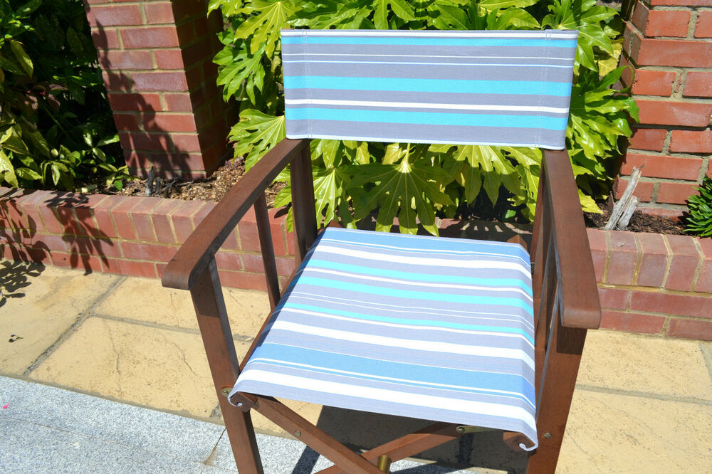 Directors Chairs Replacement Canvas Covers Ebay