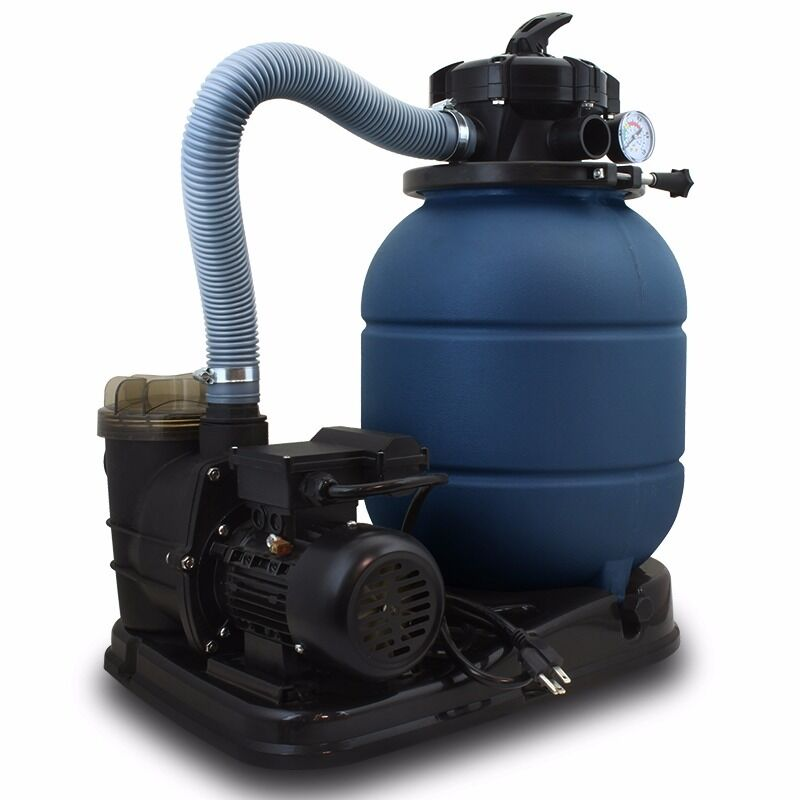 Pro 2400gph 13 Quot Sand Filter W 3 4 Hp Above Ground