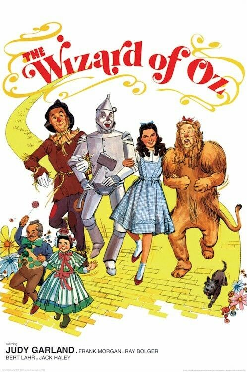 My main disappointment from watching the wizard of oz