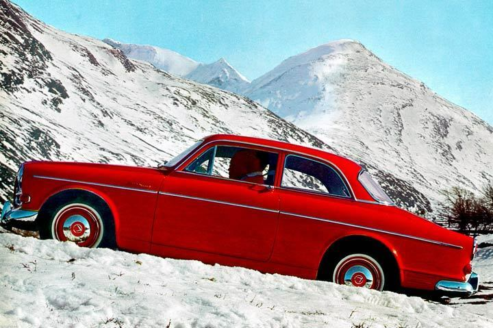 1964 Volvo 122S Automobile Photo Poster zc406-MNONJV | eBay