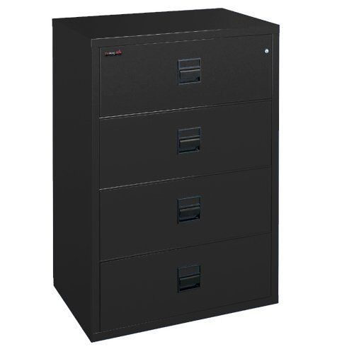 Fireking Fireproof 4 Drawer Lateral Storage File Cabinet