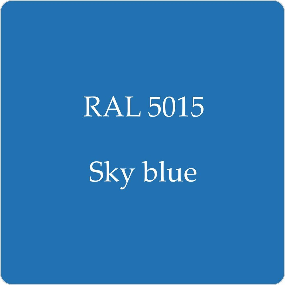 ral 5015 cellulose car body paint sky blue 1l with free. Black Bedroom Furniture Sets. Home Design Ideas