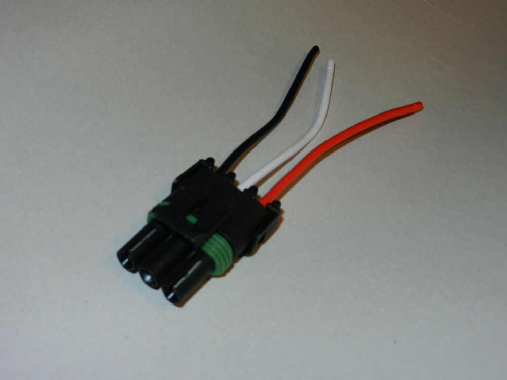 Throttle Position Sensor Tps Pigtail Wiring Harness Tpi