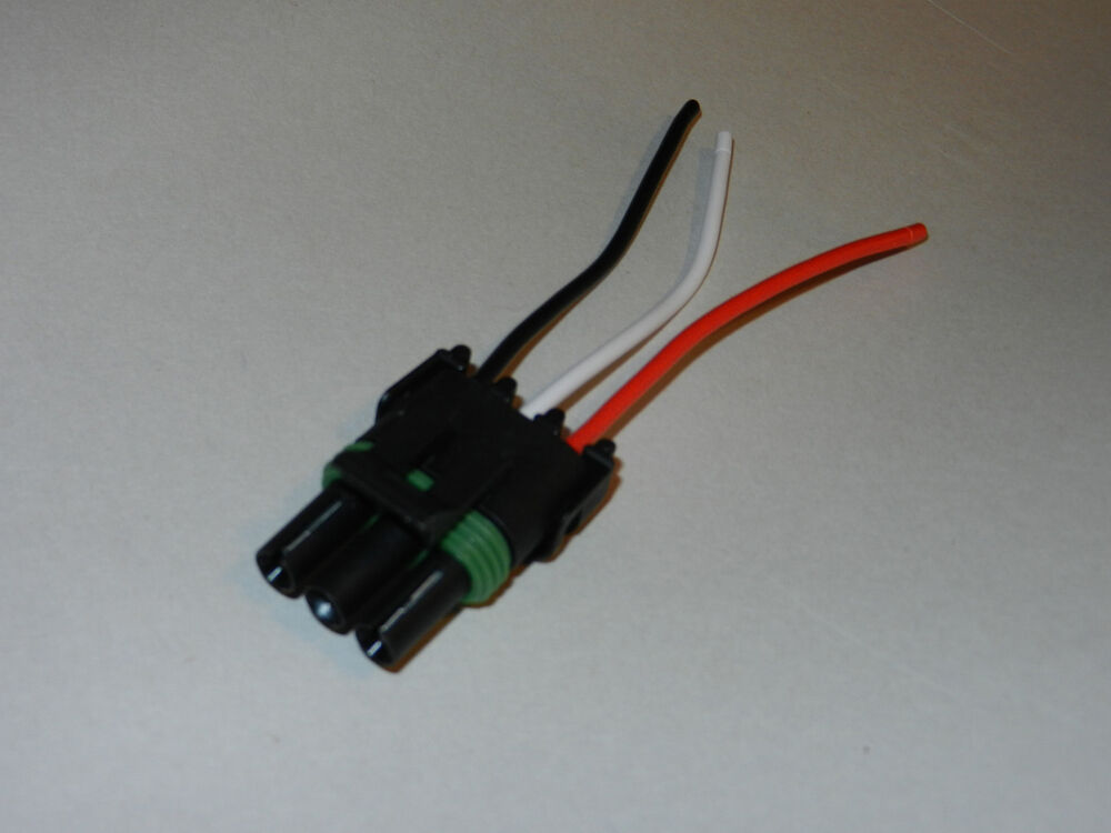 Chevy 350 Wiring Harness