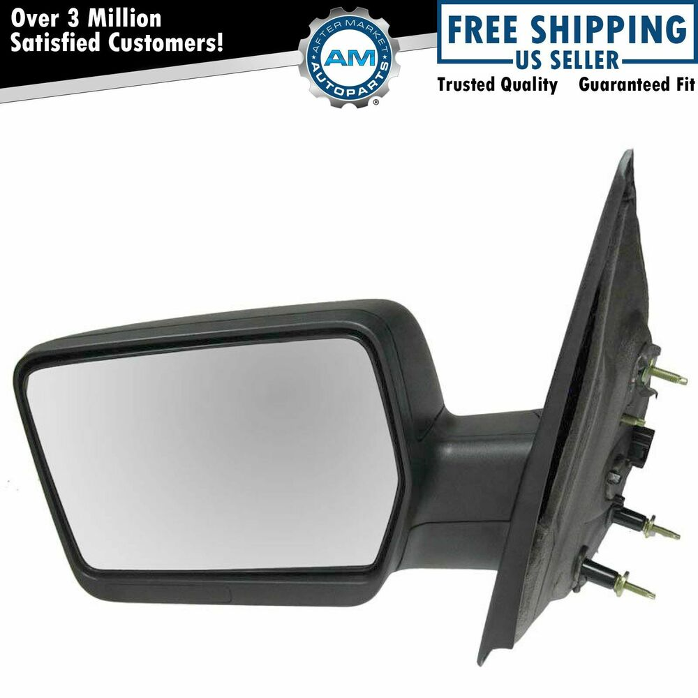 Power Door Mirror Lh Left Driver Side For 04 08 Ford
