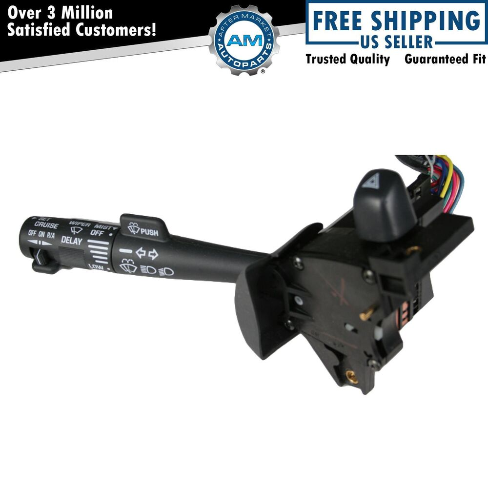 Does Cruisecontrol Wiper Control Switch : Turn signal cruise control windshield wiper switch lever