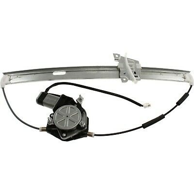Power Window Regulator For 2000-2006 Mazda MPV Front Driver Side With Motor